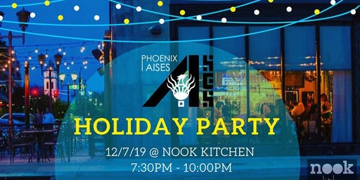 2019 PHX AISES Holiday Party