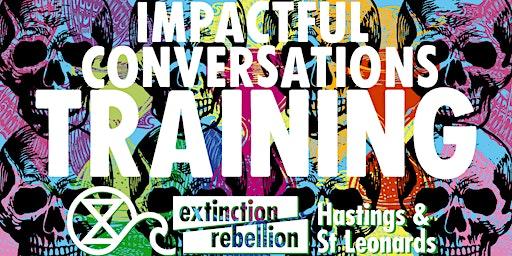 XRHSL - Impactful Conversations - Practice session