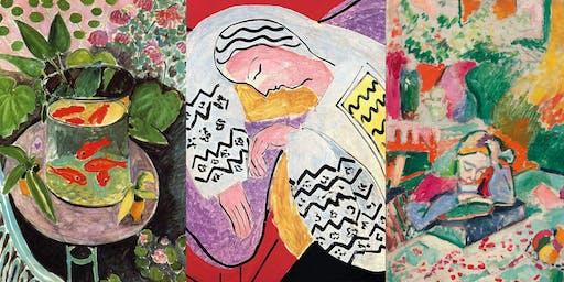 Yarra Valley Paint & Sip: A Matisse Medley