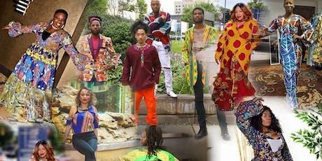 African Fashions Pop Up Shop; DMV Area. tickets