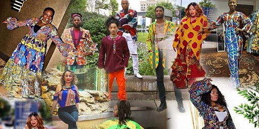 African Fashions Pop Up Shop; DMV Area.