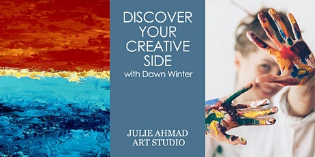 Discover Your Creative Side with Dawn Winter tickets