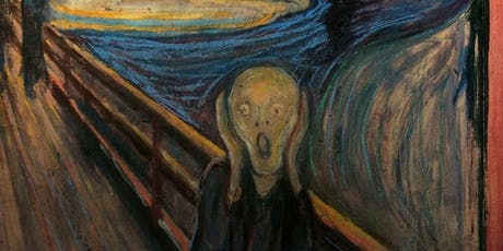 Paint & Sip with Oils: The Scream tickets