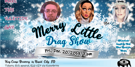Merry Little Drag Show