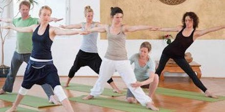 Beginners Yoga Workshop 14th December 2019 tickets