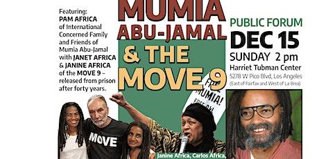 Mumia Abu-Jamal & the MOVE 9 - Featuring MOVE members tickets