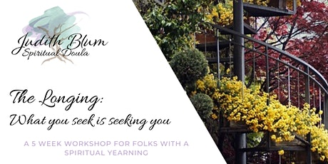 The Longing: What you seek is seeking you tickets