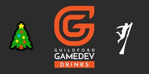 Guildford Gamedev Drinks, 5th December 2019