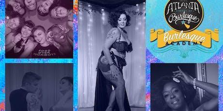 The Atlanta School of Burlesque Winter Recital tickets