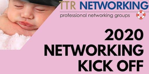 TTR Networking 2020 Kickoff!