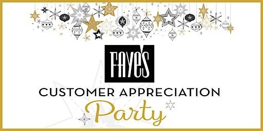 Customer Appreciation Party- Mequon