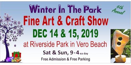 Winter In The Park Fine Art & Craft Show (Vero Beach)