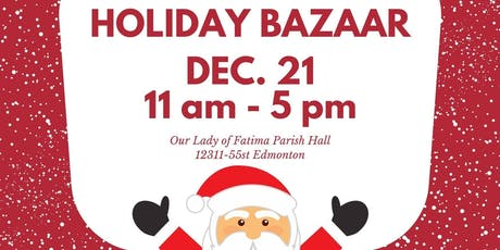 Holiday Bazaar tickets