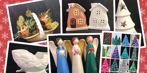 Paint & Go Ceramics (5yrs+) Any Item