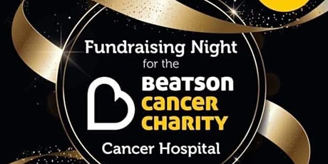 Beatson cancer charity fundraising event tickets