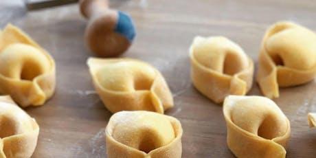 Pasta Making With Tortello tickets