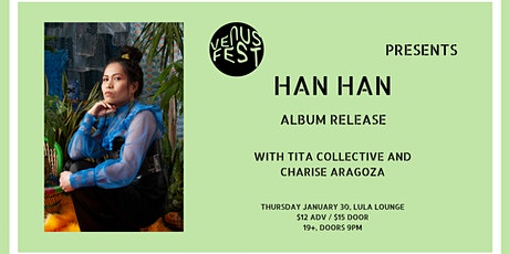 Venus Fest presents Han Han album release tickets