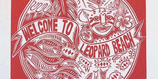 Welcome to Leopard Beach An exhibition/performance by Omar Musa at M16