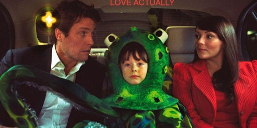 LOVE ACTUALLY screening at The Indie: Holiday Frolic