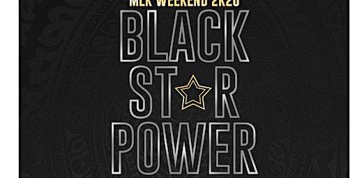 BLACK STAR POWER 2K20 W/ DJ KID CAPRI & FRIENDS!