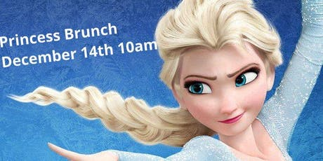 Holiday Princess Brunch tickets