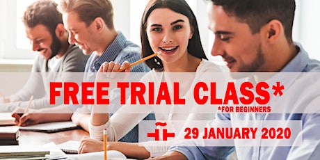 Spanish Language FREE TRIAL CLASS - SUMMER TERM 2020 tickets
