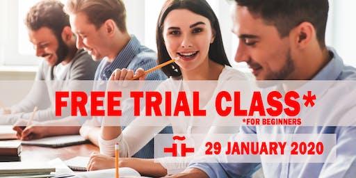 Spanish Language FREE TRIAL CLASS - SUMMER TERM 2020