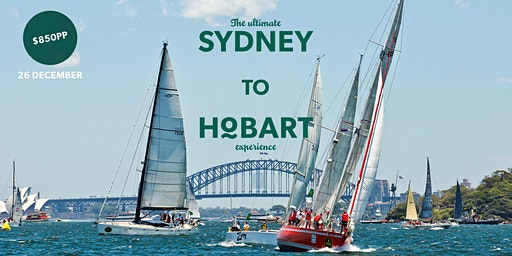 The Ultimate Sydney to Hobart spectators experience