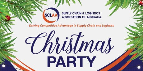 SCLAA VIC/TAS - CHRISTMAS PARTY tickets