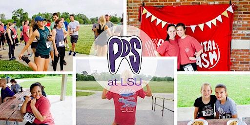 LSU Pre-Dental Society Dental Dash 2020