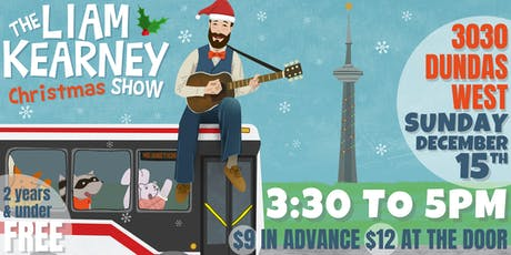 The Liam Kearney Christmas Show at 3030 tickets