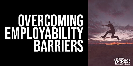 Overcoming Employability Barriers tickets