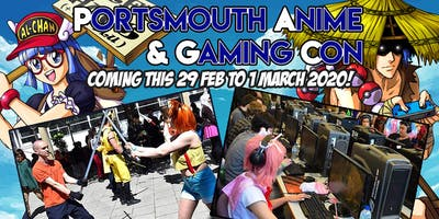 Portsmouth Anime & Gaming ***