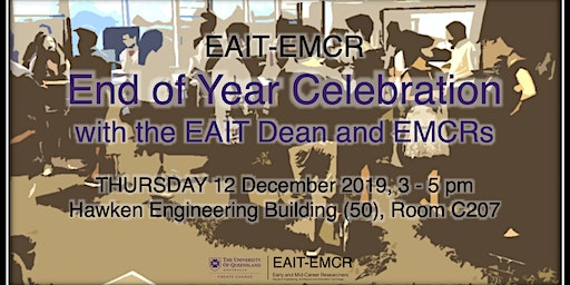 EAIT-EMCR End of Year Celebration with the EAIT Dean and EMCRs