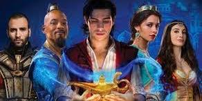 School Holiday Program: Aladdin Movie Screening