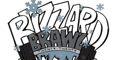 "The ""Blizzard Brawl"" @ Integration Crossfit"