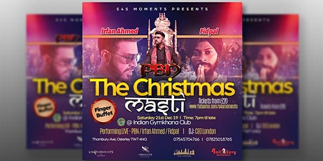 The Christmas Masti Party tickets
