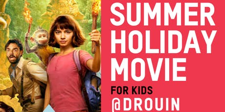 Free Summer Holiday Movie Screening @Drouin Library tickets