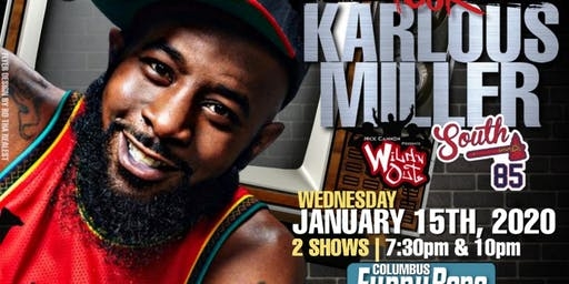Wild N Out with comedy from Karlous Miller