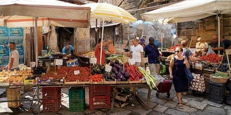 Mercato e Cucina April 2020 tickets