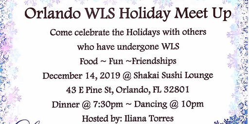 Orlando Weight Loss Surgery MeetUp