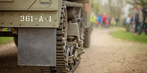 WWII Event Pioneer Village - A Reich Divided at Elbe River