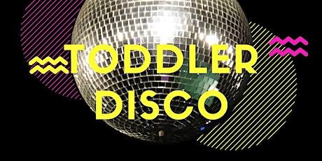 Toddler Disco - Ulladulla Library tickets