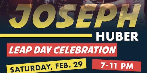 Joseph Huber Leap Day Celebration