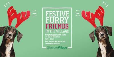 Glenrose Village - Pet Photography, 8AM