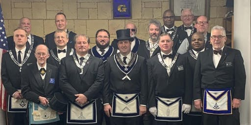 150th Annual Installation of Officers