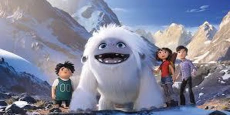 School Holiday Program: Drop-in Movie - Abominable (rated G) tickets