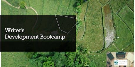 Writer's Development Bootcamp tickets