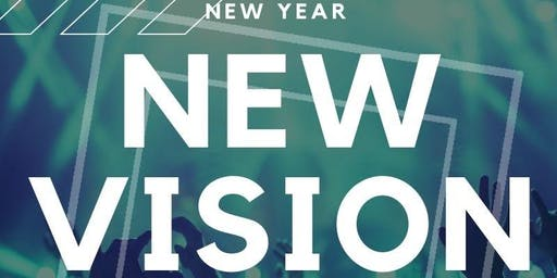 New Year New Vision - Commit to Your Dreams with Vision Boards!