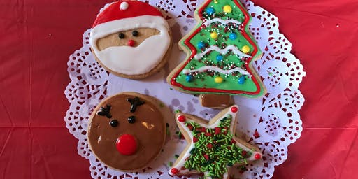Christmas Cookie Decorating Fun!!!
